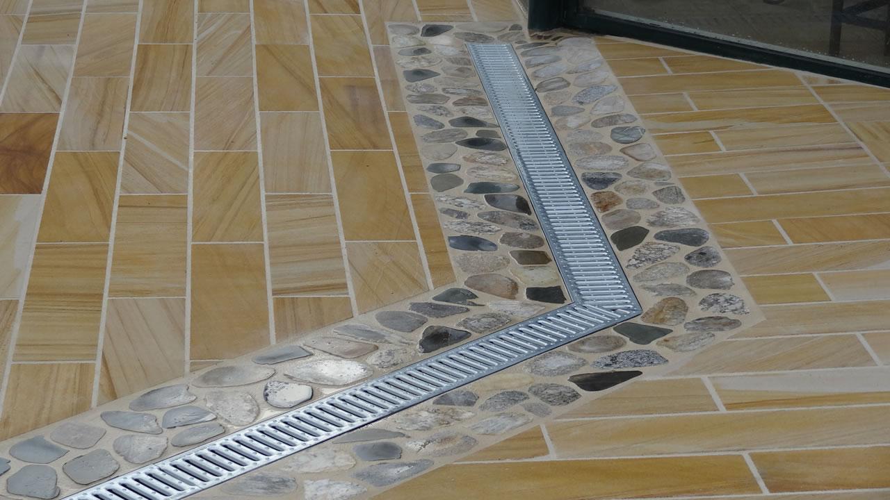 Terrasse et aménagement des abords d\'une piscine - Yoann Kerebel ...